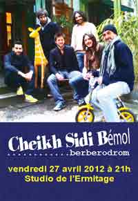 concert 27 avril 2012