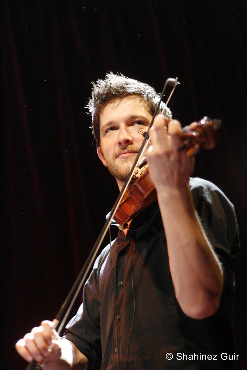 Clement Janinet, violon
