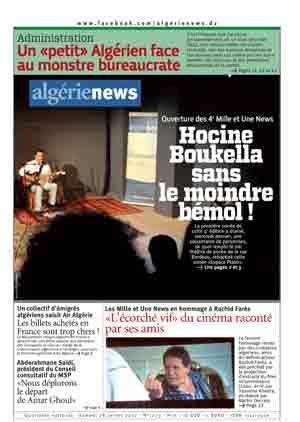 Algerie News