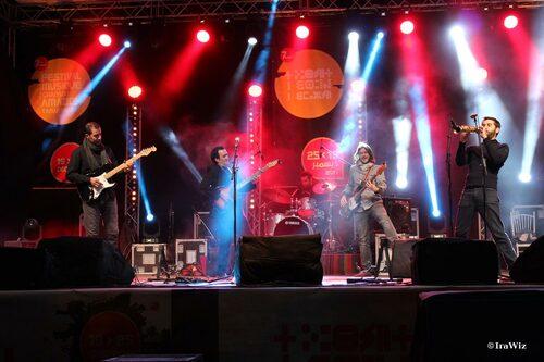 Sidi Bémol en concert
