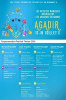 Festival Timitar, Agadir, Maroc