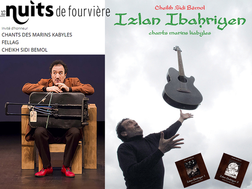 Fellag et Sidi Bémol aux Nuits de Fourviere