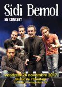 Sidi Bemol en concert