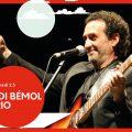 Welcome: Sidi Bémol trio